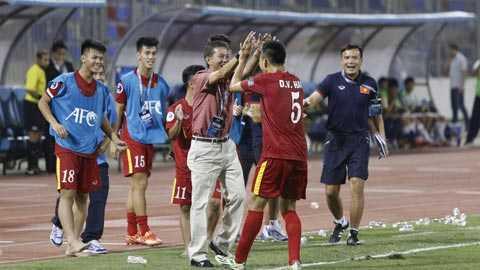 HLV Hoang Anh Tuan: Người dặc biệt cua U19 Viet Nam hinh anh 4