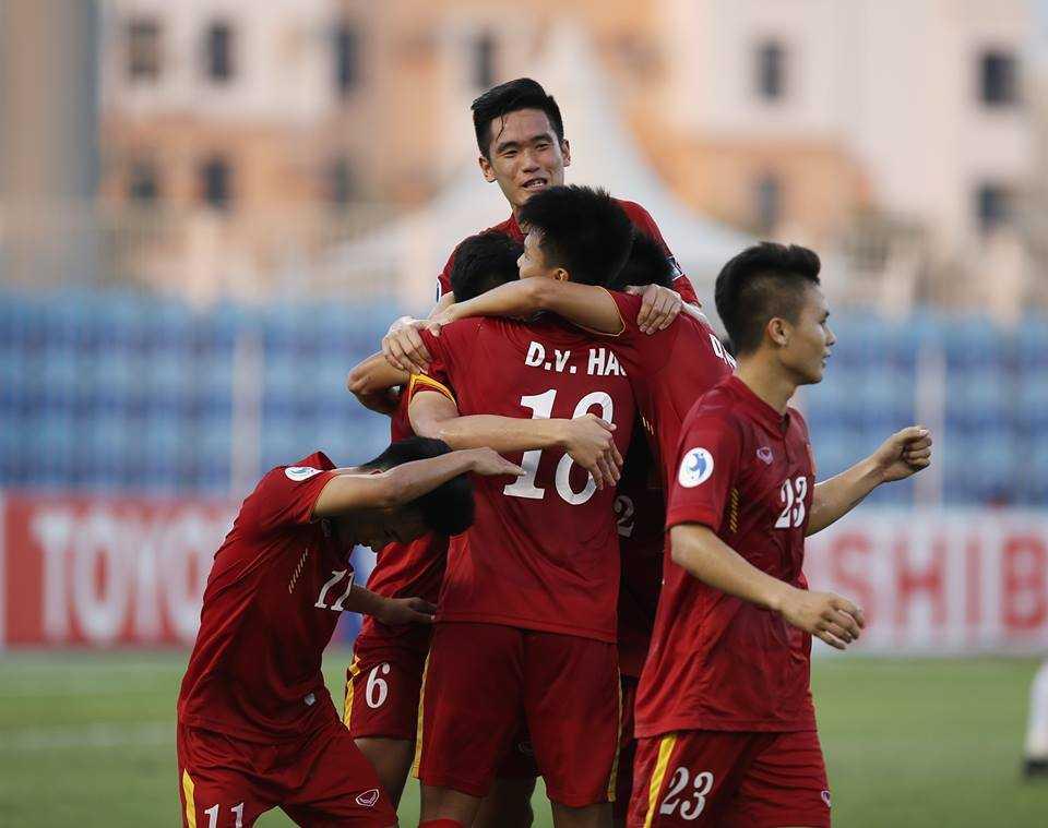 U19 Viet Nam khong kem lua Cong Phuong, Tuan Anh hinh anh 3