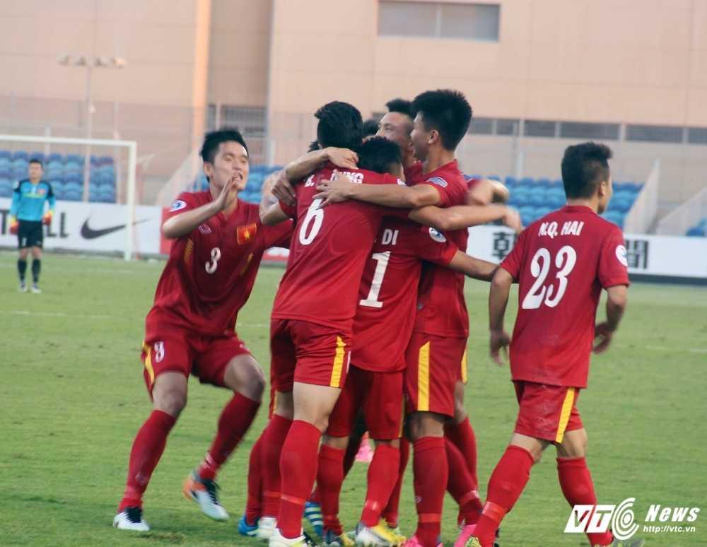 U19 Viet Nam vuot lua Cong Phuong, xuat sac vao tu ket U19 Chau A hinh anh 5