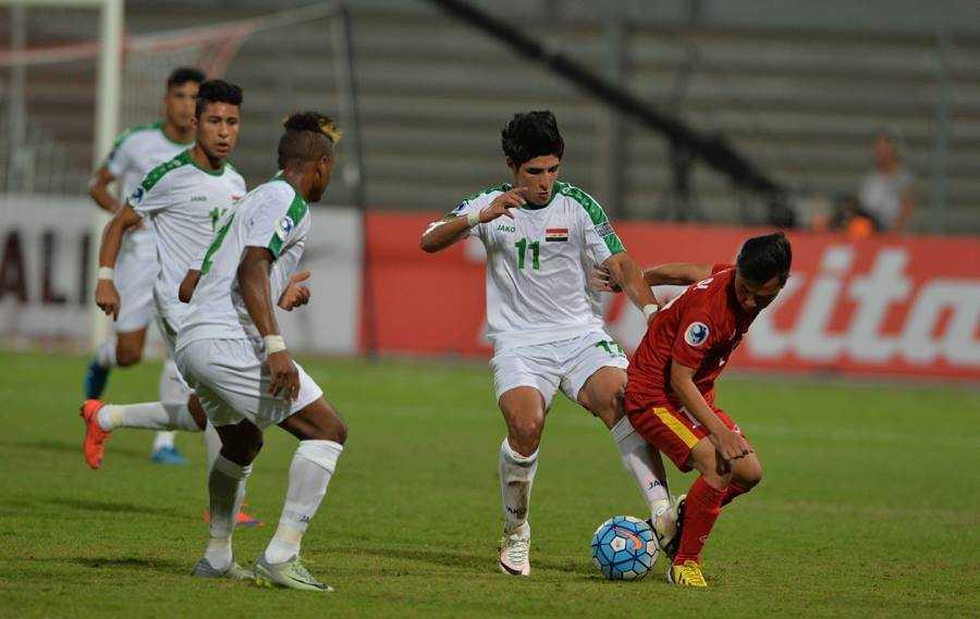 U19 Viet Nam vuot lua Cong Phuong, xuat sac vao tu ket U19 Chau A hinh anh 2