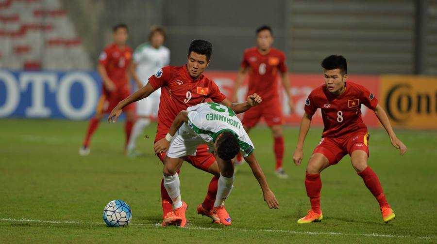 U19 Viet Nam vuot lua Cong Phuong, xuat sac vao tu ket U19 Chau A hinh anh 1