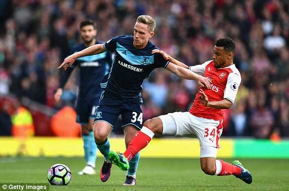 Truc tiep Arsenal vs Middlesbrough hinh anh 2