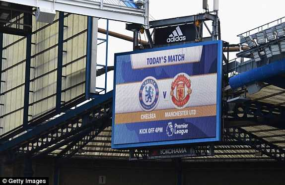 Truc tiep Chelsea vs Manchester United hinh anh 11