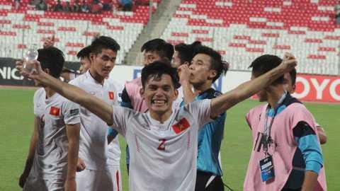U19 Viet Nam va ky tich chua tung co o Bahrain hinh anh 2