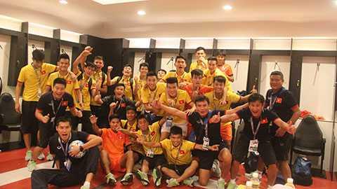 U19 Viet Nam va ky tich chua tung co o Bahrain hinh anh 1