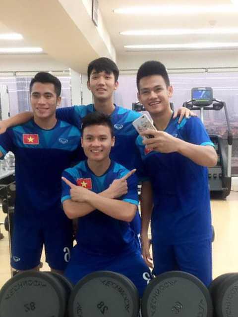 Lo trinh sat Nhat Ban, U19 Viet Nam cat ky 4 tru cot hinh anh 1