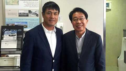 HLV Huu Thang tham Incheon, Xuan Truong da chinh tran thu 2 lien tiep hinh anh 1