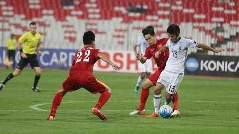 HLV Hoang Anh Tuan: 'U19 Viet Nam can no luc hon cho World Cup U20' hinh anh 2