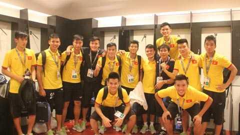 HLV Hoang Anh Tuan: 'U19 Viet Nam can no luc hon cho World Cup U20' hinh anh 1