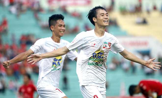 So phan ham hiu nhung dong doi tai HAGL Arsenal JMG cua Cong Phuong, Tuan Anh, Xuan Truong hinh anh 1