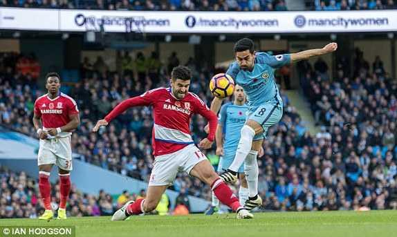 Truc tiep Ngoai hang Anh: Man City vs Middlesbrough hinh anh 4