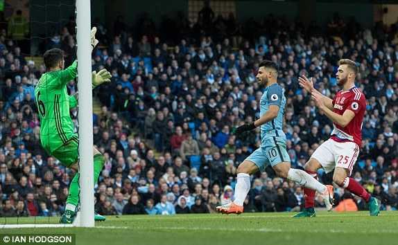 Truc tiep Ngoai hang Anh: Man City vs Middlesbrough hinh anh 2