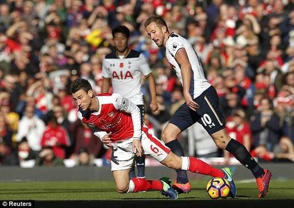 Truc tiep Arsenal vs Tottenham hinh anh 5