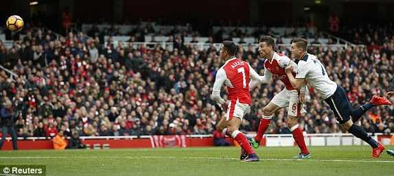 Truc tiep Arsenal vs Tottenham hinh anh 3