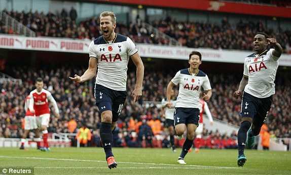 Truc tiep Arsenal vs Tottenham hinh anh 2