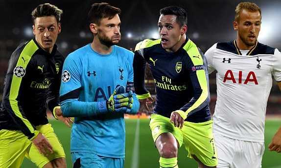 Truc tiep Arsenal vs Tottenham hinh anh 8