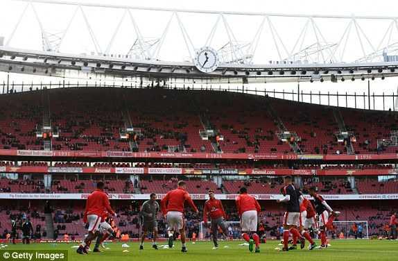 Truc tiep Arsenal vs Tottenham hinh anh 6