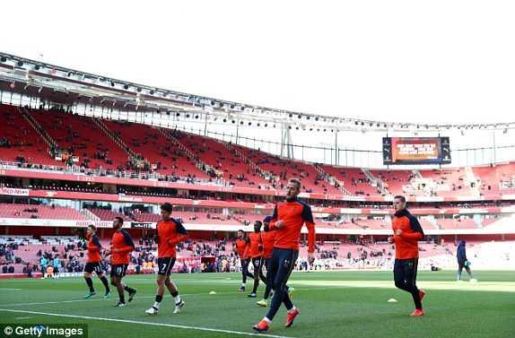 Truc tiep Arsenal vs Tottenham hinh anh 7