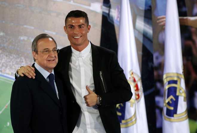 Ronaldo: Huyen thoai song cua Real Madrid hinh anh 1
