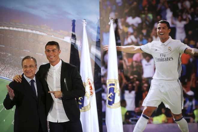 Ronaldo: Huyen thoai song cua Real Madrid hinh anh 3