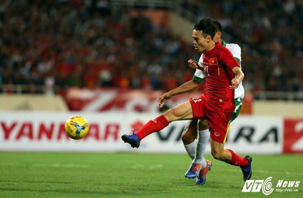 BLV Quang Huy: Em quan, giu bai, tuyen Viet Nam da lam duoc tat ca hinh anh 1