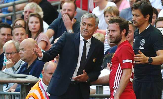 Mourinho da thua nhan tai nang cua Juan Mata hinh anh 1