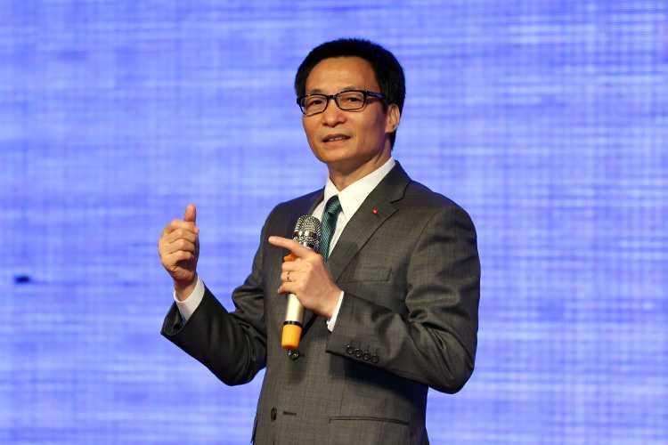 Pho Thu tuong Vu Duc Dam: 'Giay phep con la noi so thuc su cua doanh nghiep khoi nghiep' hinh anh 1