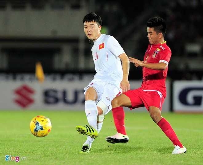 BLV Han Quoc gay soc: 'Xuan Truong la chan chuyen so 1 K.League' hinh anh 2