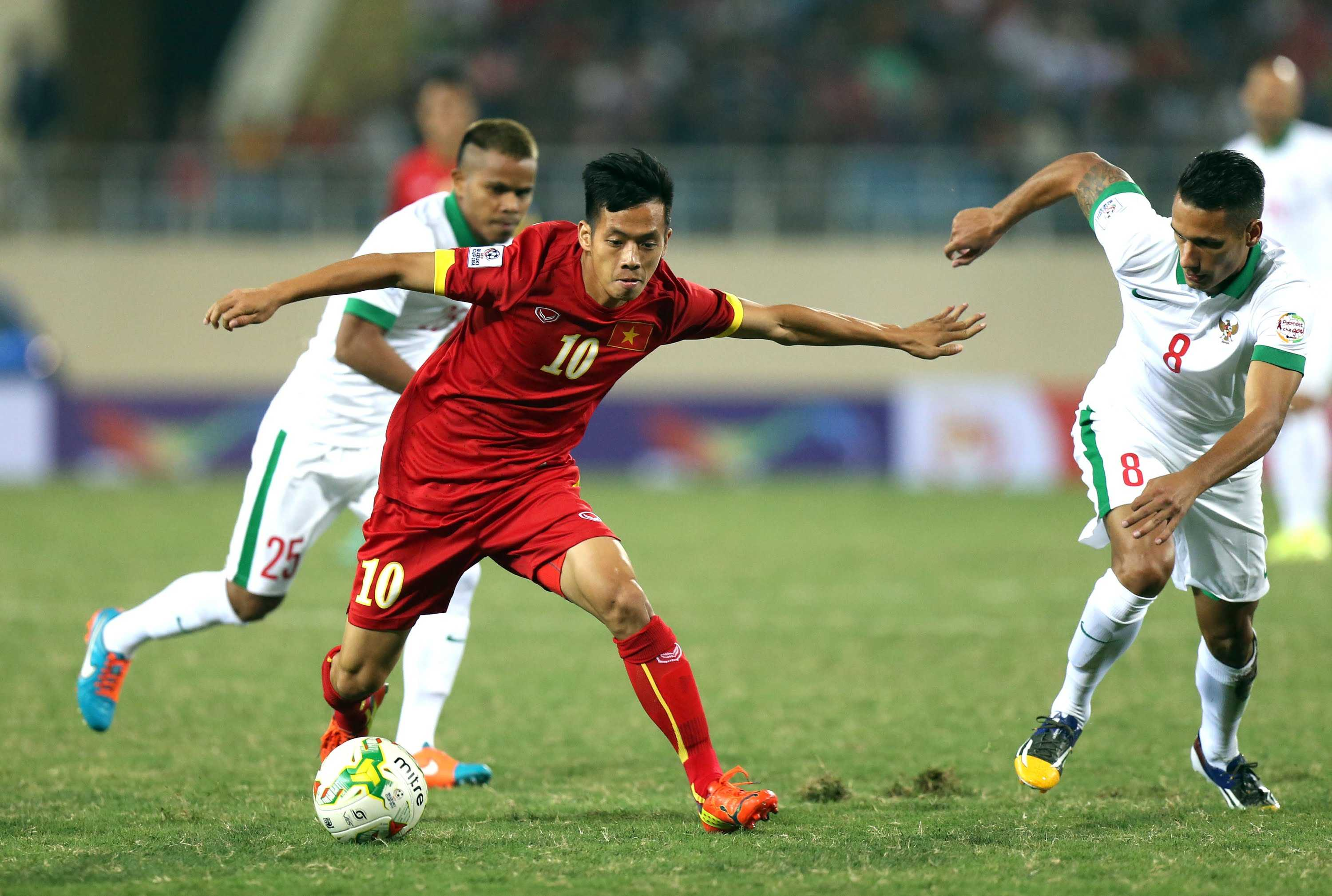 Ban ket AFF Cup: Viet Nam luon that the khi doi dau Indonesia hinh anh 1
