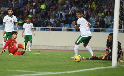 Ban ket AFF Cup 2016: Tuyen Viet Nam da nhu nhung nguoi linh thoi chien hinh anh 1