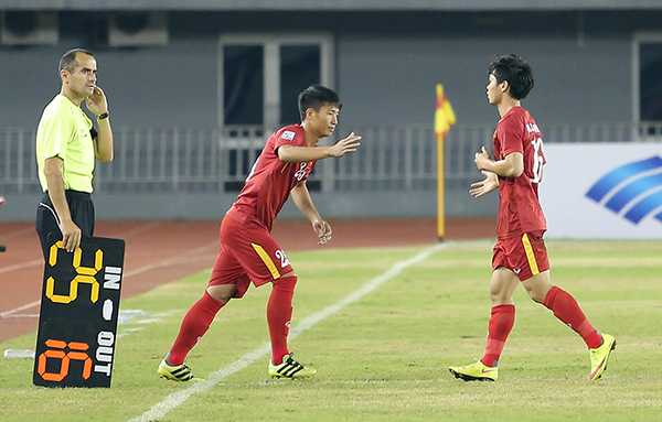 Ban ket AFF Cup 2016 Indonesia vs Viet Nam: Ty so 2-2 da thanh dinh menh? hinh anh 1