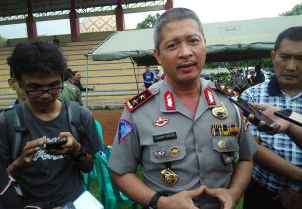 Siet chat an ninh truoc tran ban ket Indonesia vs Viet Nam hinh anh 1