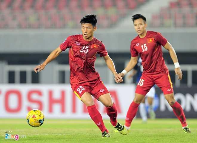 AFF Cup 2016: Huu Thang con tin duoc hau ve nao o tuyen Viet Nam? hinh anh 1