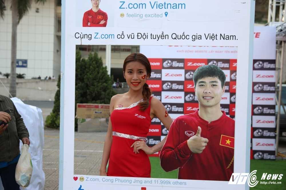 Viet Nam - Indonesia: Nhung co dong vien dau tien vao san hinh anh 3