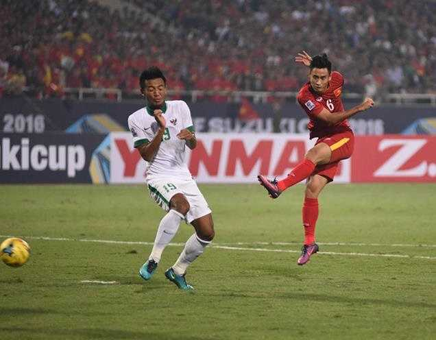 Truc tiep ban ket AFF Cup 2016: Viet Nam vs Indonesia hinh anh 5