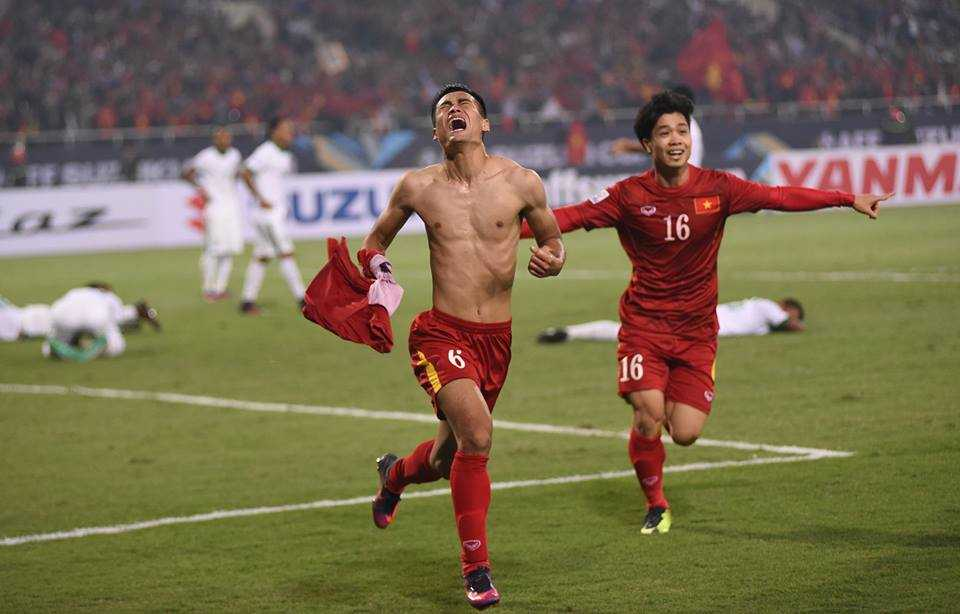 Truc tiep ban ket AFF Cup 2016: Viet Nam vs Indonesia hinh anh 2