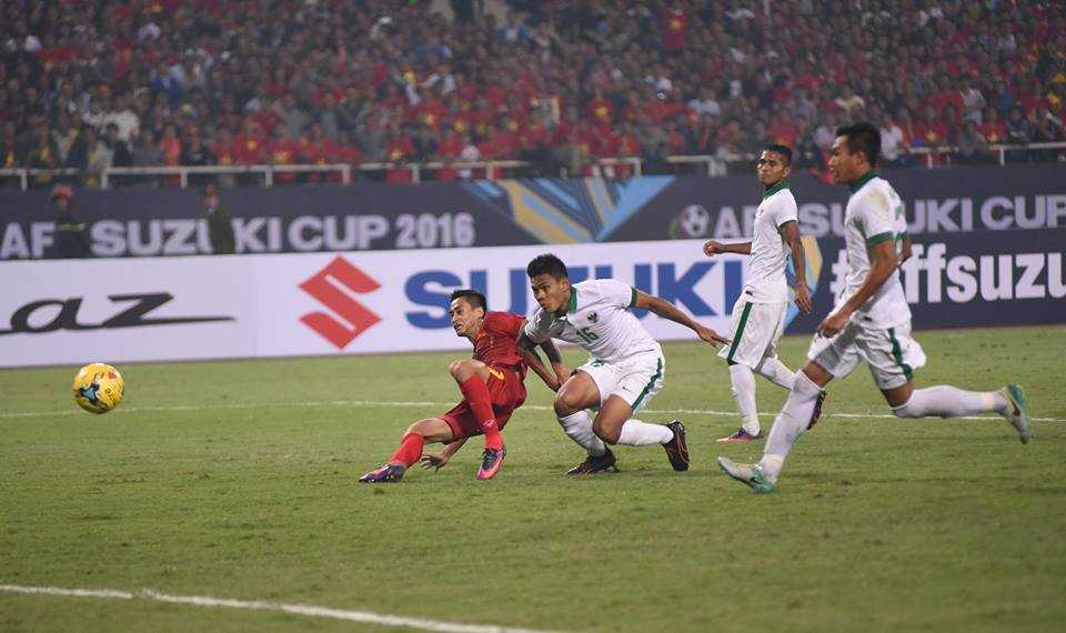 Truc tiep ban ket AFF Cup 2016: Viet Nam vs Indonesia hinh anh 1