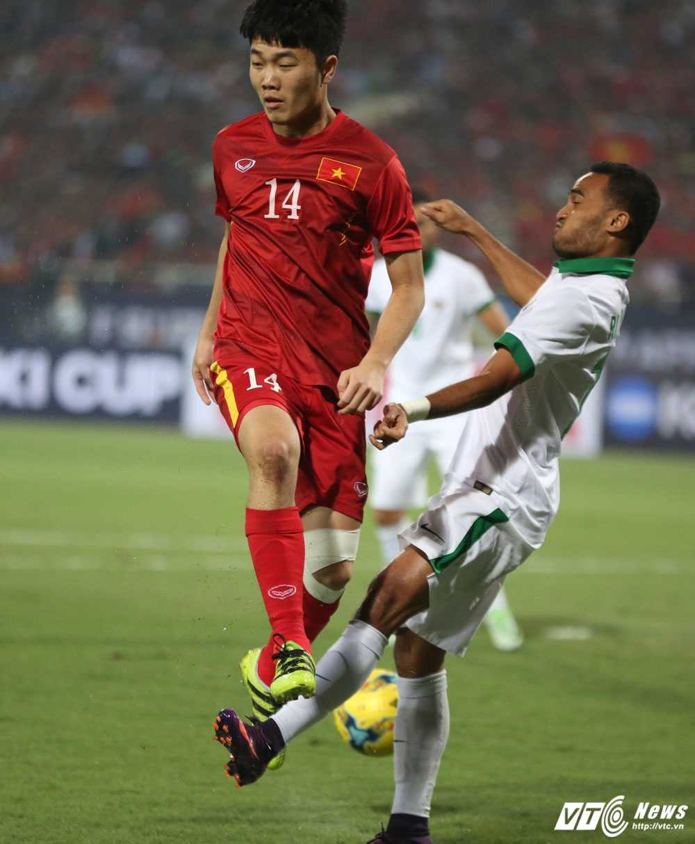 Truc tiep ban ket AFF Cup 2016: Viet Nam vs Indonesia hinh anh 11