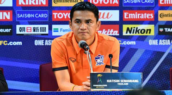 HLV Kiatisuk tung ao uoc Thai Lan gap Viet Nam o chung ket AFF Cup hinh anh 1