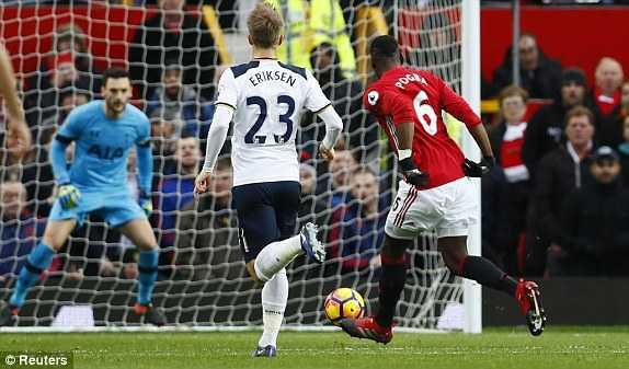 Mkhitaryan lap cong, Man Utd xuat sac ha Tottenham hinh anh 6