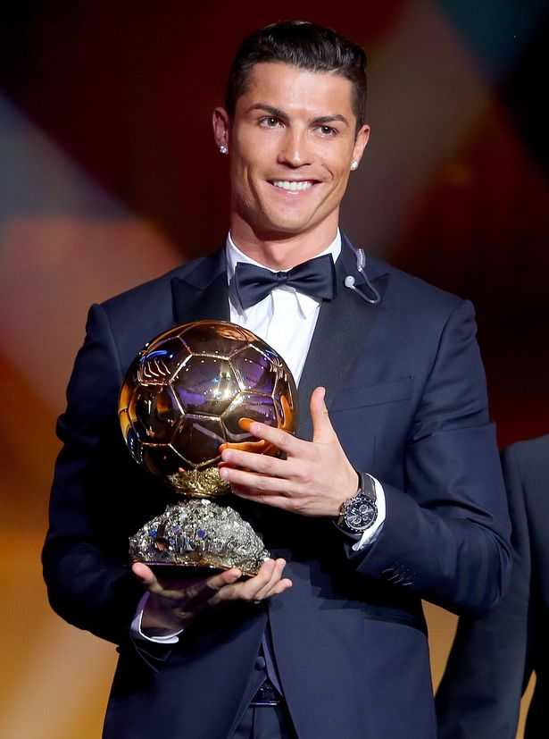 Vuot Messi, Griezmann, Ronaldo gianh Qua bong vang the gioi 2016 hinh anh 45