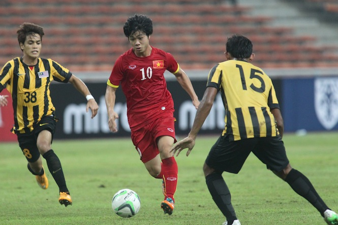 U21 HAGL: Lan cuoi cho lua Cong Phuong va giac mo SEA Games hinh anh 1