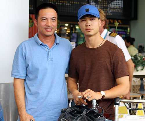 Cong Phuong, Xuan Truong hao huc cho dau giai U21 Quoc te hinh anh 1