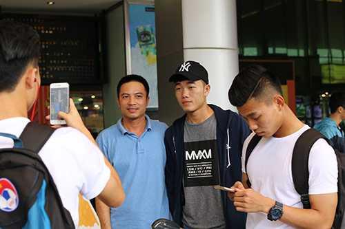 Cong Phuong, Xuan Truong hao huc cho dau giai U21 Quoc te hinh anh 2