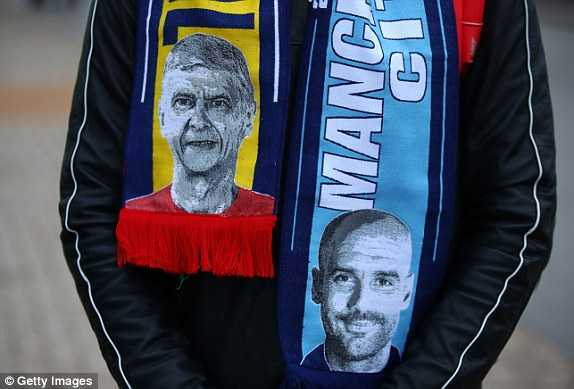 Truc tiep Man City vs Arsenal hinh anh 11