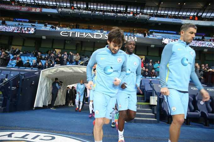 Truc tiep Man City vs Arsenal hinh anh 9