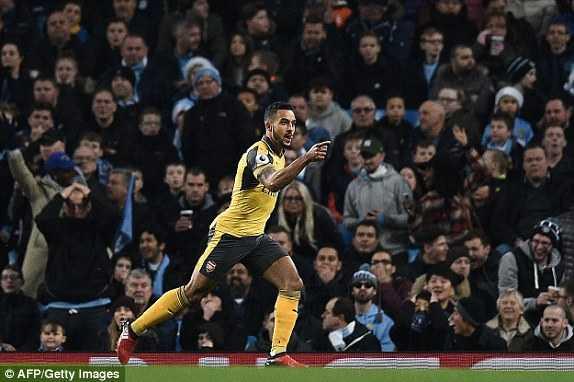 Truc tiep Man City vs Arsenal hinh anh 4