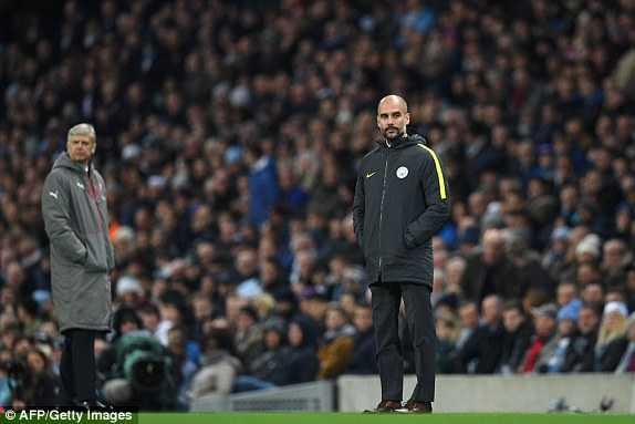 Truc tiep Man City vs Arsenal hinh anh 5