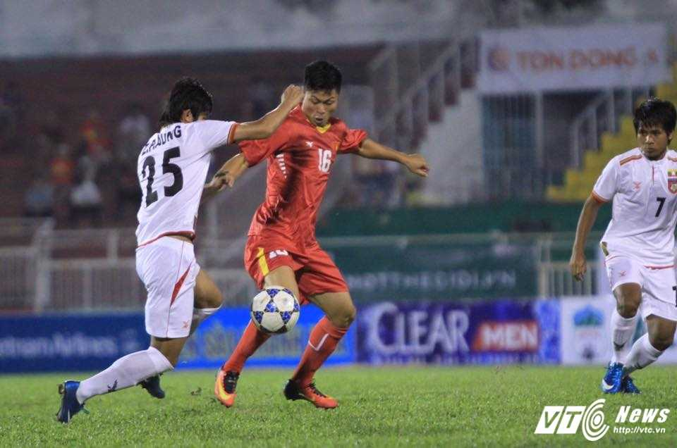 Truc tiep U21 Viet Nam vs U21 Myanmar hinh anh 4