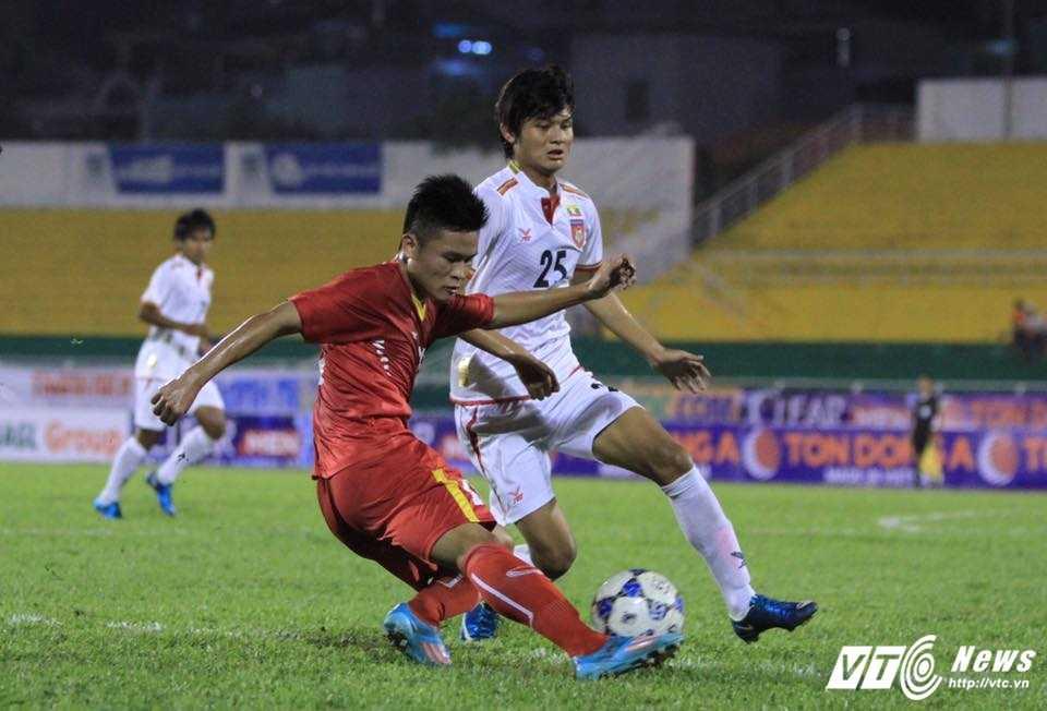 Truc tiep U21 Viet Nam vs U21 Myanmar hinh anh 5